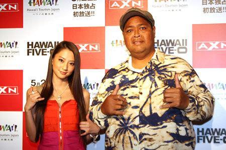 KONISHIKI、全米No.1海外ドラマの出演を辞退していた