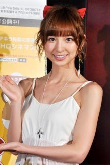 AKB48篠田麻里子、今度は編集長に就任!「やっと希望が通った」