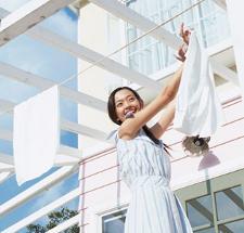 毎日洗っている人はどれくらい? 働く女子の「バスタオルを洗う頻度」ランキング