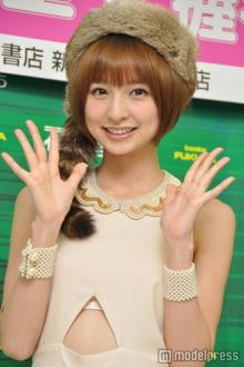 AKB48篠田麻里子、「私はドM」 新曲エピソードも披露