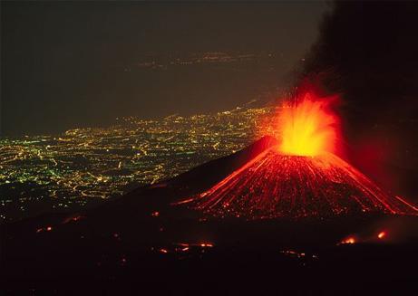 最後の大噴火:2011年 : 世界の...