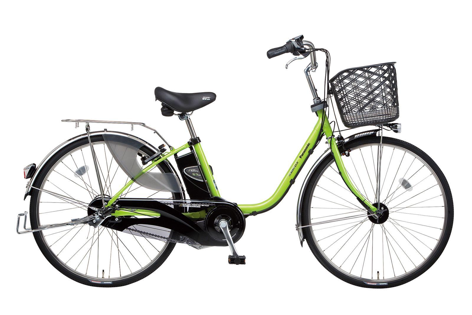 ... 自転車がバッテリー容量を約10