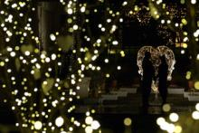沖縄県カヌチャリゾート、クリスマスイルミネーションイベント開催