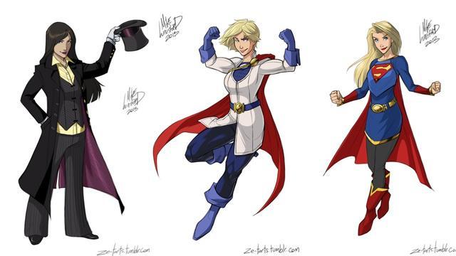 super powers игра
