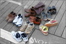 履いた後のケアがポイント スニーカー、革靴、ブーツ、種類別「靴の手入れ方法」