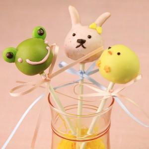 【子どもが喜ぶレシピ】ケーキポップ