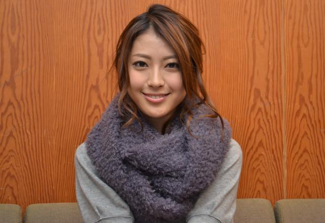 茶髪の瀧本美織