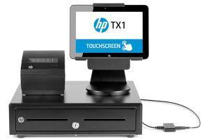 米 HP、64bit ビジネスタブレットと POS システムを発表