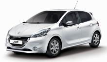 プジョー「208」なのに税込価格209万円の特別仕様車200台限定
