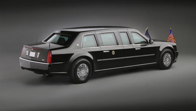 あの大統領専用車の一部はいすゞ製!?