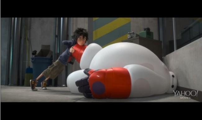 マーベル原作、日本人が主人公のディズニーアニメ『Big Hero 6』予告編公開