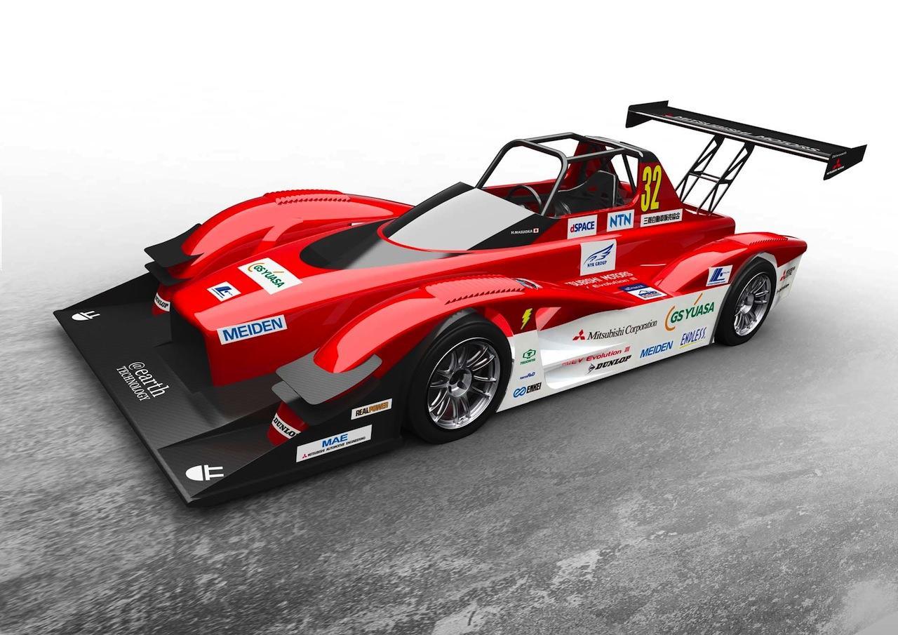 三菱自動車「パイクスピーク」にEVで3度目の挑戦