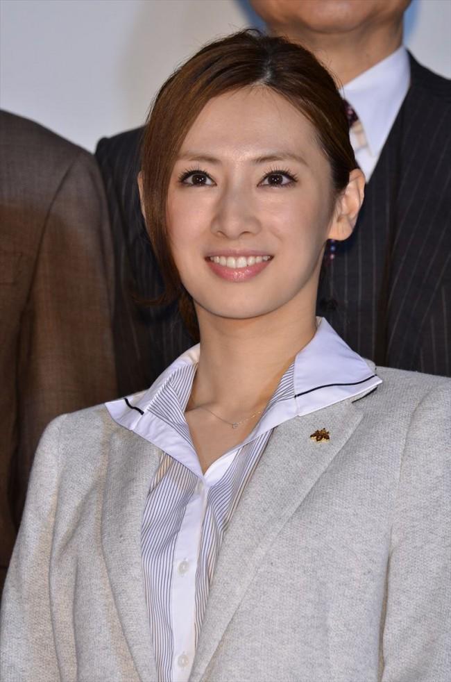 北川景子「私は世界で一番幸せ」 キムタク主演『HERO』ヒロイン役に夢心地