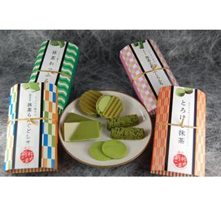 鎌倉の茶来未と横浜のありあけが、和菓子の老舗「新杵」の新ブランド開発