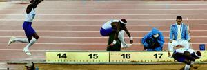 【仁川アジア大会】中国選手の三段跳びの記録をスタッフが消してしまい無効に