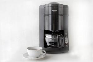 パナソニック最新型コーヒーメーカー『NC-A56』発売!挽く、ドリップ、洗浄まで全自動でコーヒーが美味しい!
