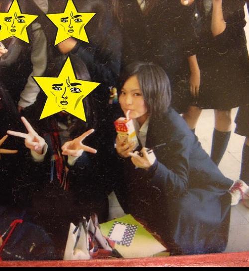 NMB48山本彩が美少女すぎる高校時代の写真を公開、ネット上で話題に