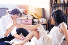 豊川悦司、榮倉奈々の足にキス! dビデオで映画『娚の一生』の先行オンライン試写会開催