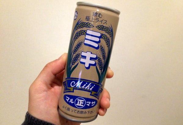 謎の美味ドリンク「ミキ」--話題のライスミルクはすでに沖縄に ...