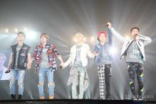 SHINee、4年間の集大成で号泣クライマックス 初の東京ドーム単独に10万人<ライブレポ・セットリスト>
