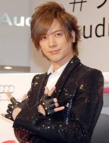 DAIGO、北川景子との結婚は「まだです」