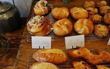 毎日食べても飽きない愛されパン屋で至福のコーヒータイム@うぐいすと穀雨