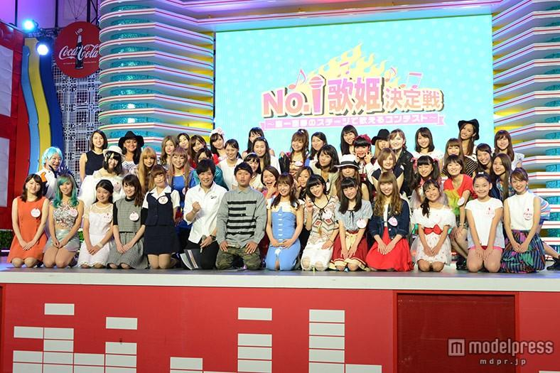 新世代の歌姫は誰だ!?「No.1歌姫決定戦」候補者50人が初お披露目