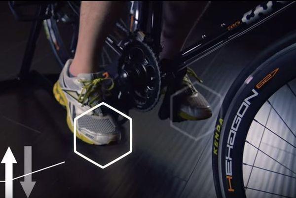 ... 種類のこぎ方ができる自転車