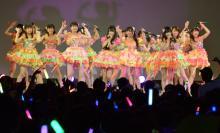 『大阪ラフフェス!』が開幕! NMB48ら大阪アイドルが初日飾る