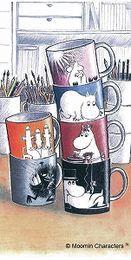 日本初公開のマグカップやムーミングッズ300点!松屋銀座の「MOOMIN!ムーミン STORY」