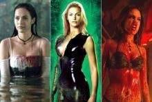 ホラー映画のセクシーなモンスター選出!エイリアン、吸血鬼、悪魔…勝ち目なしの女達