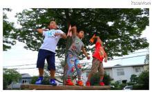 阪急電車×立命館大、学生の映像作品を大型ビジョンで放映