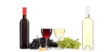 赤ワインと白ワイン。健康によいのはどっち?