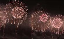 400万回再生された、美しすぎる花火の動画は、2012年、あの場所の花火大会の模様だった