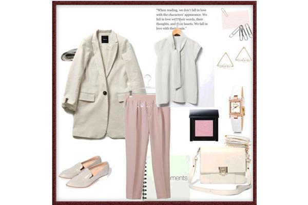 【私服面接Collection】さわやかでフェミニンなマスコミ系ファッション