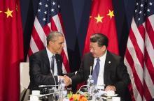 COP21成功へ協力=共同で指導力発揮-米中首脳