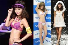 結婚発表のモデル小泉梓、SEXY美ボディ武器に幅広く活躍…千原ジュニアとの大胆キスも話題に<略歴>