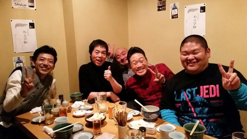 どぶろっく 弟子のイチオシ芸人と今田耕司との食事写真公開