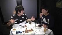 ウーマン村本 相方・中川と5年ぶり食事で高級ステーキご馳走