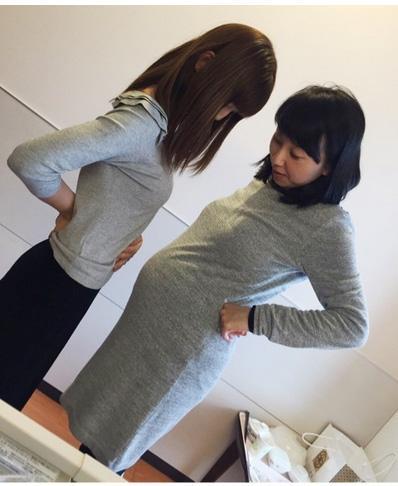 東尾理子 お腹の中にいる第二子の性別を明かす