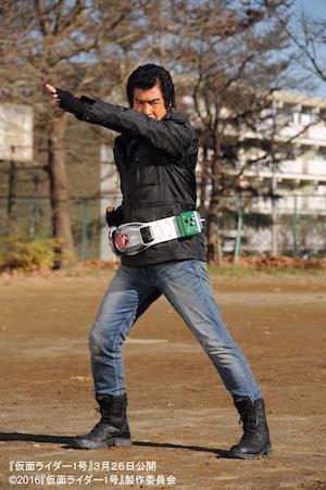藤岡弘、が映画『仮面ライダー1号』で主演 命の尊さ伝えたい