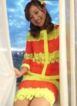 AAA伊藤 握手会でのチカチカ衣装公開「春を先取り」