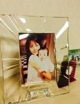 吉岡美穂 赤ちゃん時代の長男抱く写真公開「夜泣き大変だった」