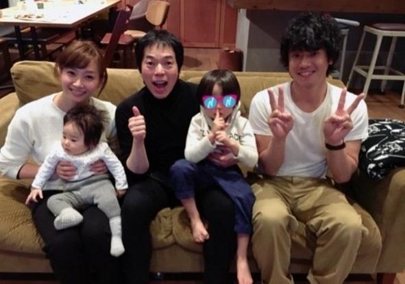 藤本美貴 新居に遊びに来た今田耕司との家族写真公開
