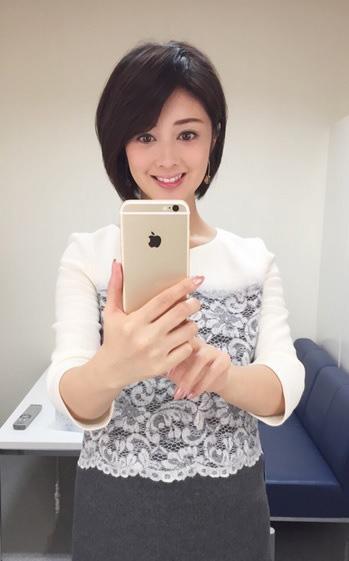 吉田恵 妊娠発表後、ブログで「新報道2001」本番前の姿公開