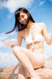 モモニンジャー山谷花純が初水着「脱ぐべきか、脱がないべきか」