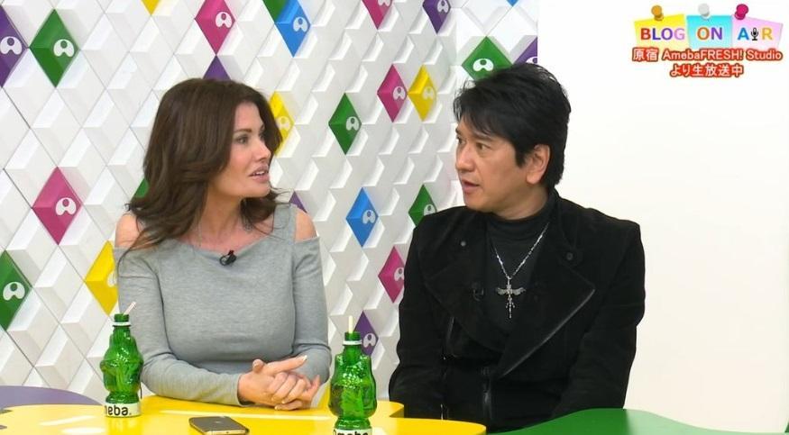 川崎麻世 妻・カイヤのヌードを撮影する理由を明かす