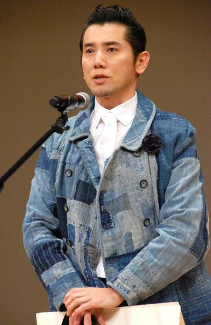 【第58回ブルーリボン賞】本木雅弘、衣装に込めた思い「役を背負うように羽織っていく」