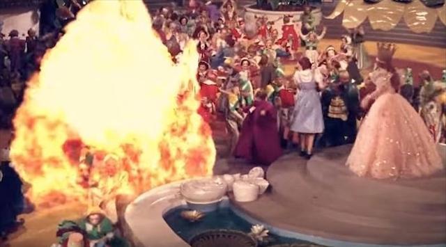 もし映画『オズの魔法使』がマイケル・ベイ監督作だったら?