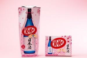 『キットカット 日本酒』ホワイトチョコと日本酒の風味が大調和した話題作を食べてみた!